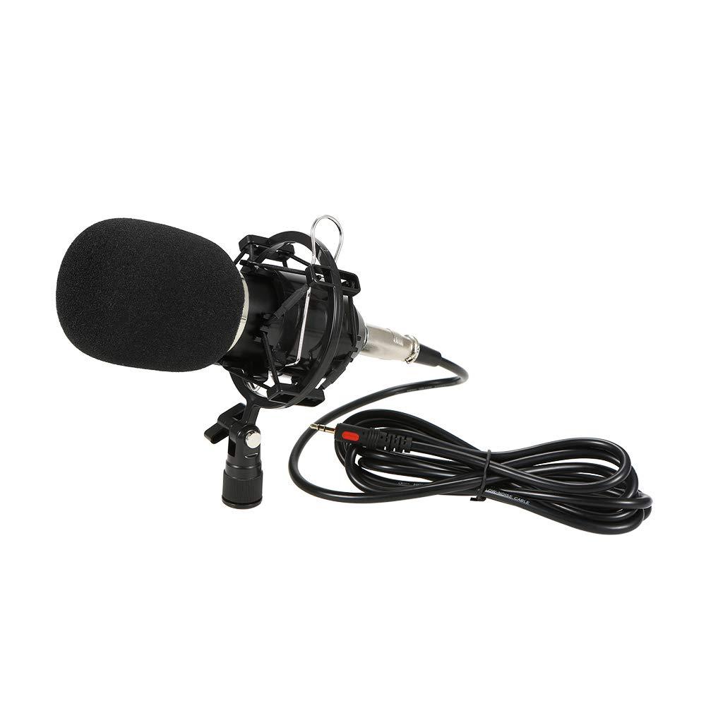 Docooler Professional Studio Broadcasting Recording Condenser Microphone