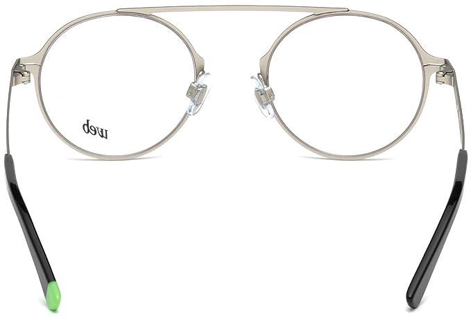 WEB WE5220, Gafas de sol Unisex Adulto, (Negro/Altro), 48.0 ...