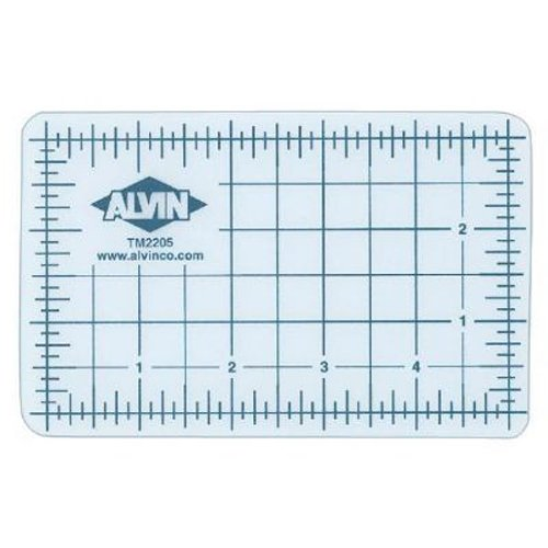 Alvin TM2242 TM Series Cutting Mats, 30 in. L x 42 in. W, Black