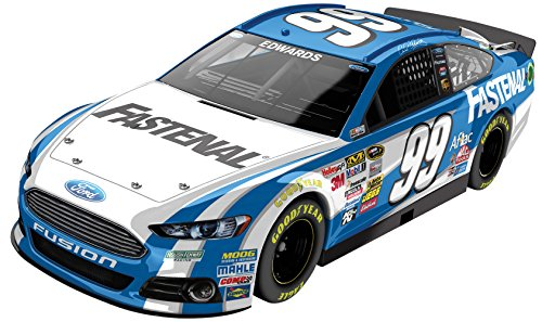 (Carl Edwards #99 Fastenal Ford Fusion 2014 NASCAR Diecast Car, 1:24 Scale)