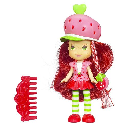 Strawberry Shortcake Mini Strawberry Shortcake Magic Braid Figure