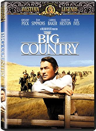 Amazon com: The Big Country: Gregory Peck, Jean Simmons