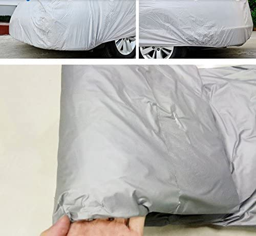PKW Vollgarage Auto Abdeckung passend f/ür Smart forjeremy