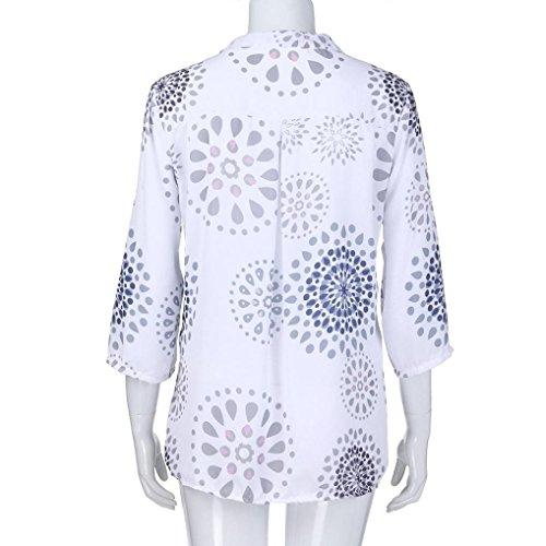 White Camicia HLHN HLHN Camicia Donna H460xfwWFq