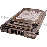 Dell J515N 73GB 16MB 6.0Gbps 15K 2.5 Enterprise Class SAS Hard Drive in PowerEdge R & T Series Tray