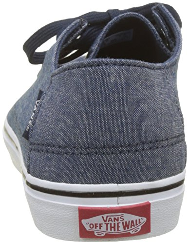 Sneaker Rata Erwachsene SF Unisex VULC Vans Chambray Blau qxH6Aw