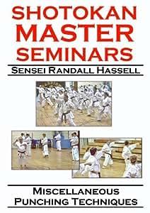 Shotokan Master Seminars: Miscellaneous Punching Techniques