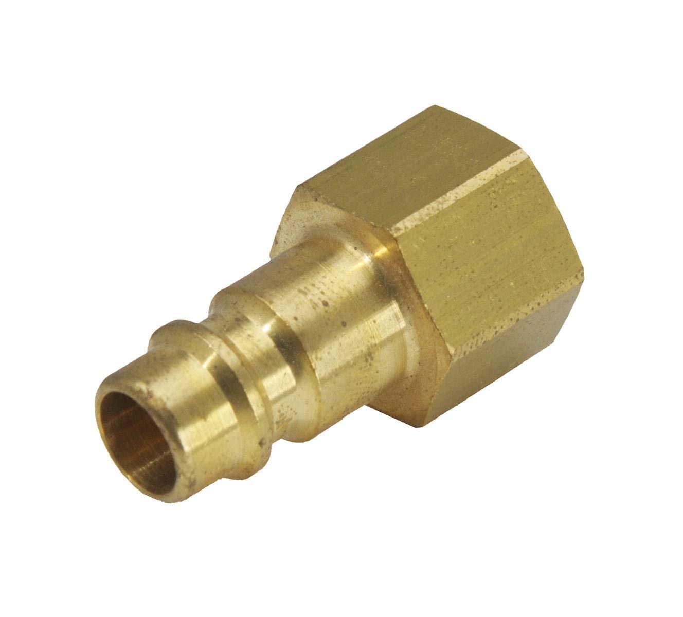 Kupplungsstecker NW7,2 Innengewinde G 3//8 Material Messing