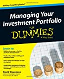 Managing Your Investment Portfolio Fd, Stevenson, 1118457099