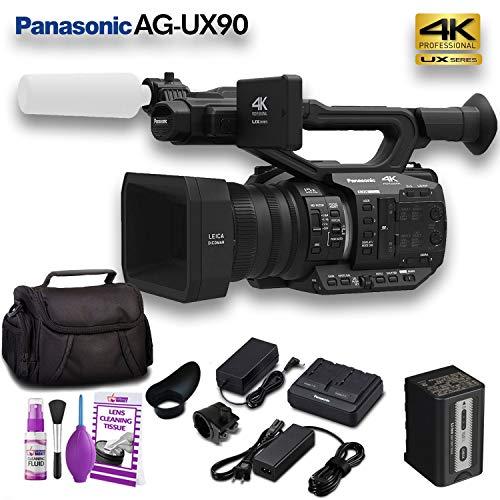 Panasonic AG-UX90 4K/HD Professional Camcorder (AG-UX90PJ) Base