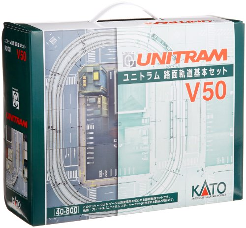 Unitram Onroad Rail Base Set V50 (Model Train)