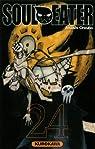 Soul Eater, tome 24  par Okubo