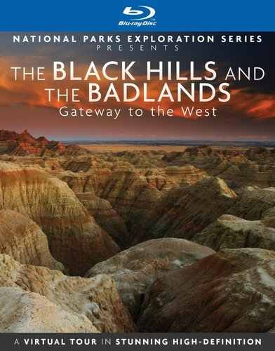 National Parks Exploration Series: The Black Hills and the Badlands - Gateway to the West [Blu-ray] ()