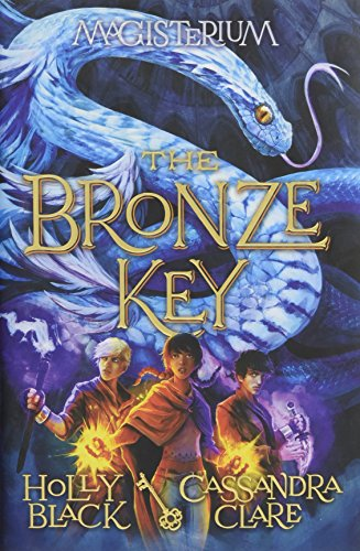 The Bronze Key (Magisterium, Book 3) (List Of Harry Potter Characters By House)