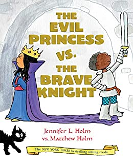 Book Cover: The Evil Princess vs. the Brave Knight