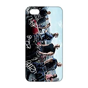 Fortune Unique movie stars 3D Phone Case For Sam Sung Galaxy S5 Cover