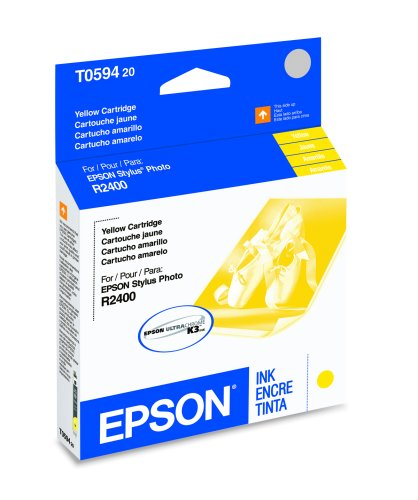 Epson Inkjet Cartridge (Yellow) -
