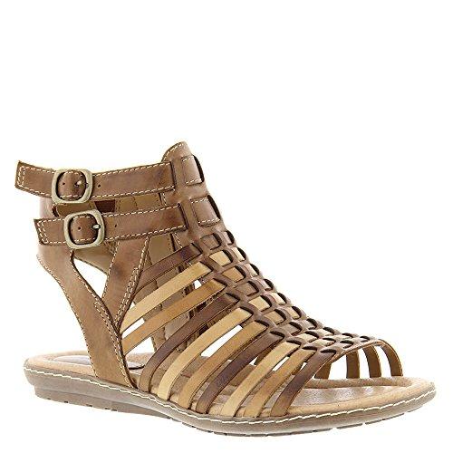 Earth Women's Sky Gladiator Sandal,Almond Multi Soft Leather,US 10 M Leather Comfort Sandals