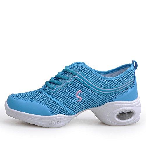 Women's Dance Blue Sneaker Yuanli Mesh Boost txIFXXd