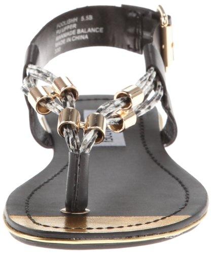 Steve Madden Foolishh Kleid Sandale Black Multi