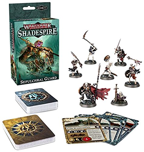 Games Workshop Warhammer Underworlds: Sepulchral Guard