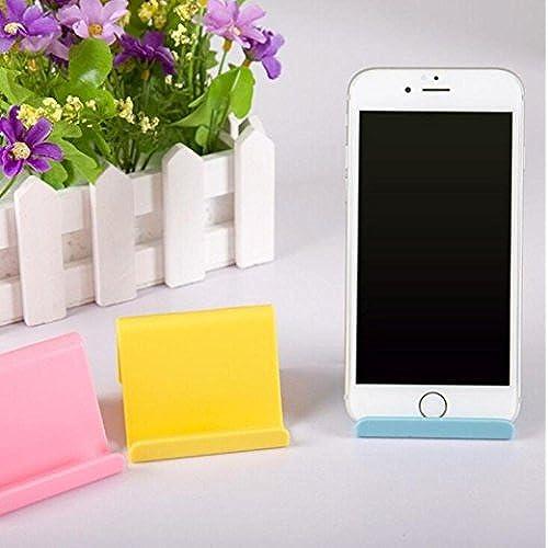 Zeshlla Mini Bracket Mobile Phone Stand Holder Candy Mini Portable Fixed Holder Home Supplies Best