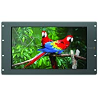 Blackmagic Design SmartView HD 17 Rackmount Monitor, Ethernet Control, USB 2.0