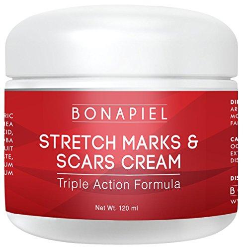 Stretch Mark Cream Scar Removal