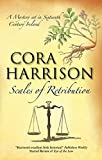 Front cover for the book Scales of Retribution by Cora Harrison