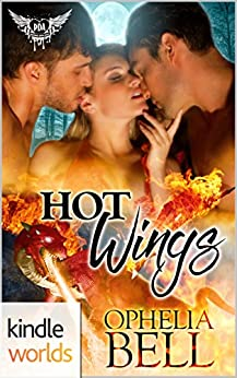 Paranormal Dating Agency: Hot Wings (Kindle Worlds) by [Bell, Ophelia]