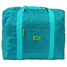 Folding Travel Bag With Highcacity Waterproof Duffle Bag
