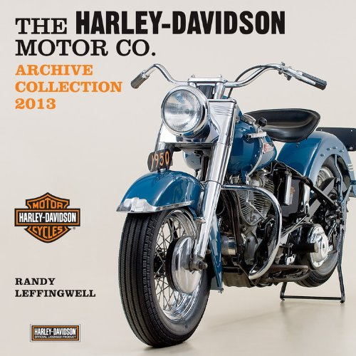 Ebook harley davidson motor co archive collection 2012 for Harley davidson motor co