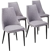 Poly and Bark Emberly Dining Chair (Set of 4)