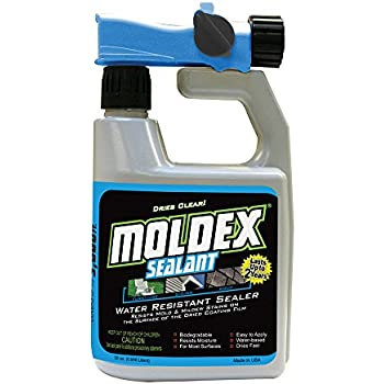 Amazon Moldex Water Resistant Sealer 32 oz Home & Kitchen