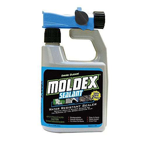 Mold Blocker - Moldex Water Resistant Sealer, 32 oz