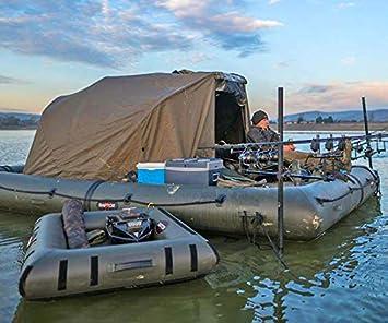 Amazon.com: Plataforma flotante para pesca, camping, muelle ...