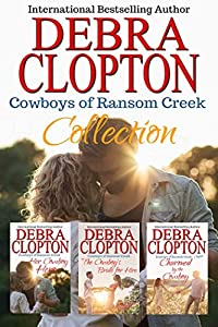 Cowboys of Ransom Creek Collection: Books 1-3