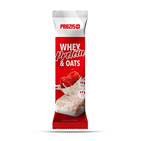 Prozis Whey Protein & Oats 80G - Excelente Fuente De Proteína Y Fibra - Potencia La Fuerza Y El Crecimiento Muscular - El Mejor Sabor A Chocolate: ...