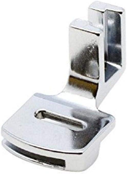 Alfa Prensatelas fruncidor, accesorio para máquina de coser, acero inoxidable