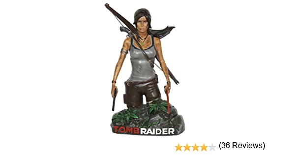 Desconocido Tomb Raider - Estatua: Amazon.es: Juguetes y juegos