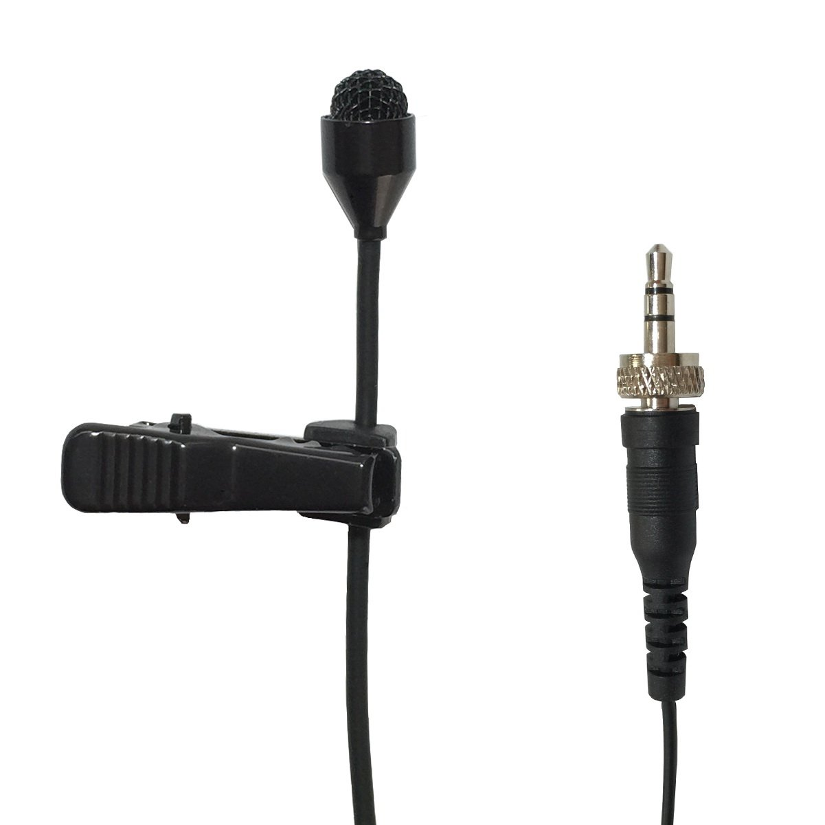 Pro Lavalier Lapel Microphone Microdot 6016 For SENNHEISER Wireless Transmitter - Omni-directional Condenser Mic MD6016