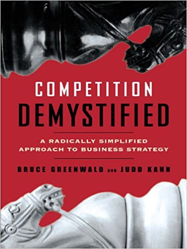 Amazon competition demystified a radically simplified approach competition demystified a radically simplified approach to business strategy kindle edition fandeluxe Choice Image