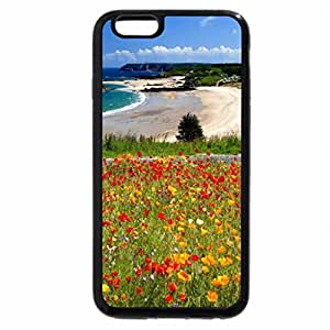 iPhone 6S Plus Case, iPhone 6 Plus Case, Flowers along the road