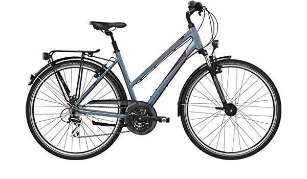 GIANT Argento 3 STA 28 Pulgadas Bicicleta de Trekking Mujer Gris/Azul (2016), Unisex, 45: Amazon.es: Deportes y aire libre
