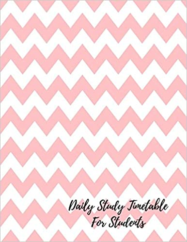 daily study timetable for students study planner journals for all
