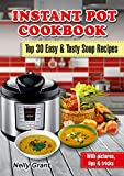 Free eBook - Instant Pot Cookbook  Top 30  Soup Recipes