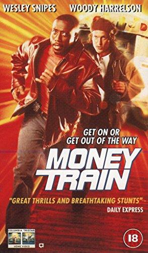 Money Train [Reino Unido] [VHS]: Amazon.es: Wesley Snipes ...