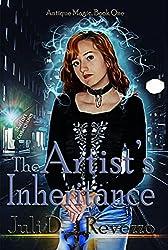 The Artist's Inheritance (Antique Magic Book 1)