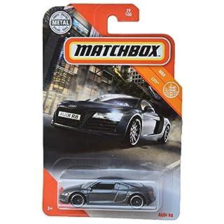 Matchbox MBX City R8 29/100, Gray