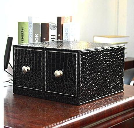 Bon GYMNLJY Leather Disc Finishing Of Bulk Creative CD Storage Box CD Case  Storage Box , 3